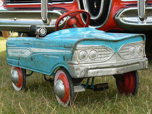 1960 Edsel pedal car