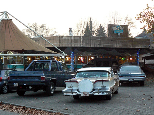 Star Chief Diner, November 2011