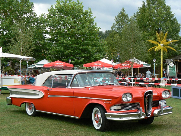 1958 Edsel Convertible